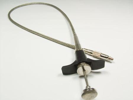 ontspanknop kabel