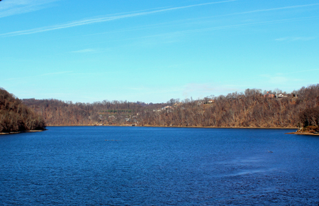 cheat: Cheat Lake in West Virginia