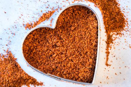 Heart Healthy Cayenne Pepper Imagens - 71332938