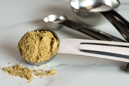 A teaspoon of ground cumin