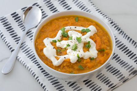 キャロット ジンジャー スープ