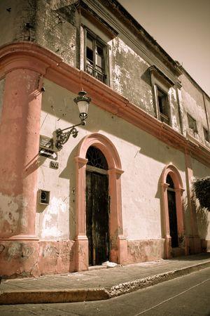 Old Architecture Stok Fotoğraf