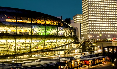 The  downtown Ottawa Cabada Convention Centre on Sussex Drive  Stock Photo - 13289804