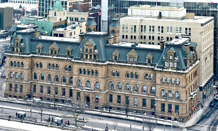 The Office of the Prime Minister of Canada  The Langevin Block