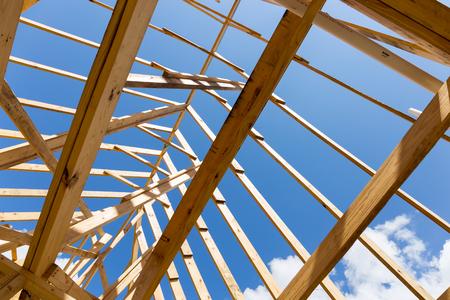 Construction d'une maison unifamiliale - Construire une nouvelle maison à ossature de bois