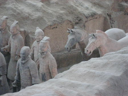huang: Terracotta Army of Qin Shi Huang, First Emperor of China. Editorial