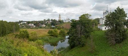 xxxl: best view of Suzdal.Russia. XXXL detailed panorama