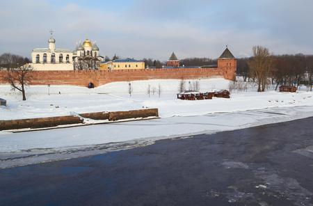 Russia.Novgorod the Great. Kremlin