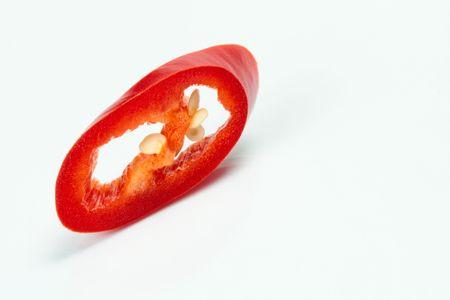 One chili slice