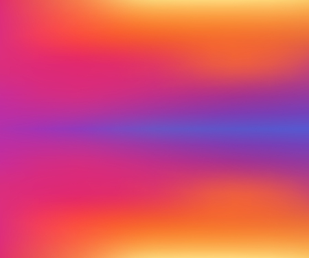 Modern abstract gradient background, bright colors, illustration Ilustrace