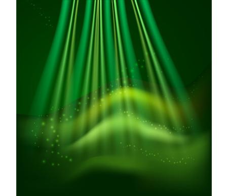 Dark emerald green precious background with soft delicate folds