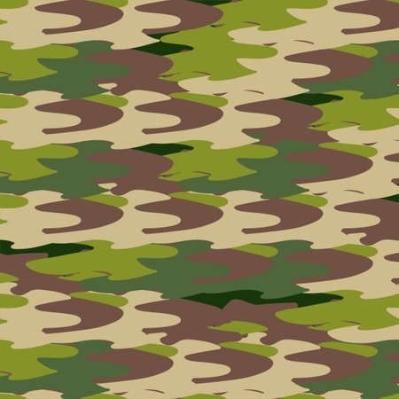 Abstract khaki pattern for cloth design. Seamless fashion wallpaper. Grunge fashion background. Modern abstract texture. Wooden texture, grunge brown background. Seamless pattern.