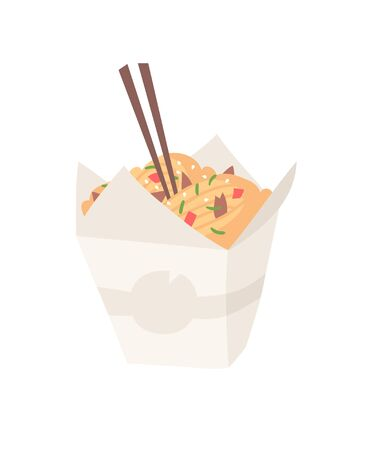 Cartoon drawing set of fast food. Hand drawn meal.  イラスト・ベクター素材