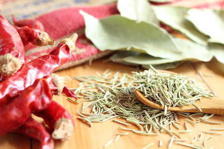 dried spice: Dried herb and spice