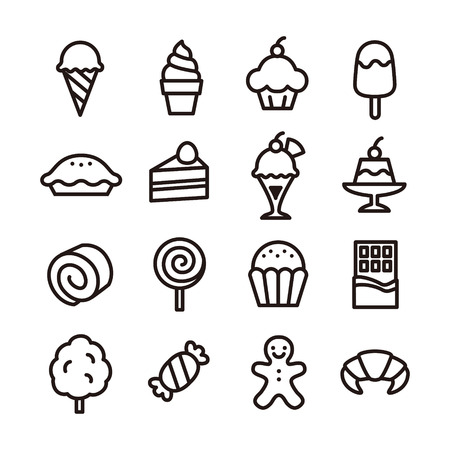 snoep icoon