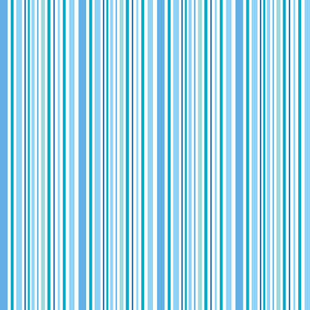 Blue and white stripe pattern for summer