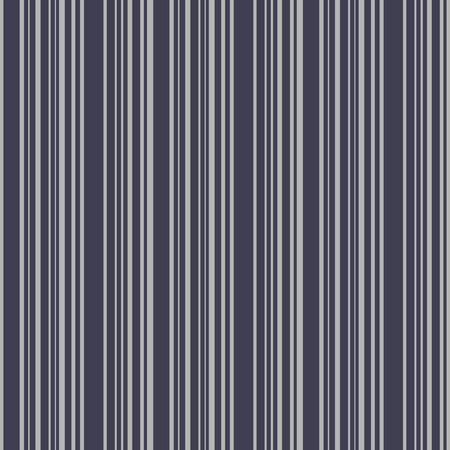 Japanese style indigo and grey stripe kimono pattern
