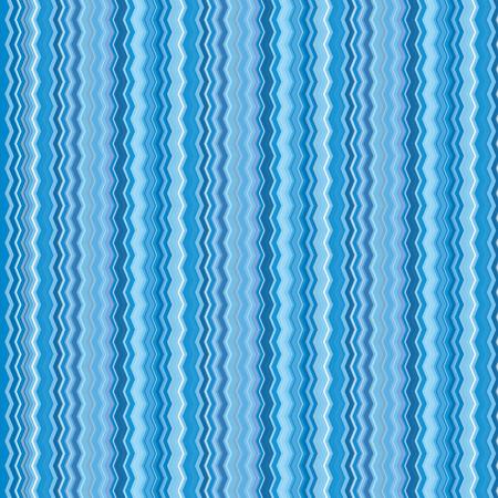 blue stripes: Zigzag stripe pattern in multiple blue color