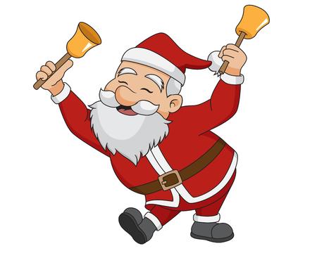 Christmas Santa Claus.vector and illustration.