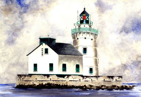 West Pierhead Lighthouse