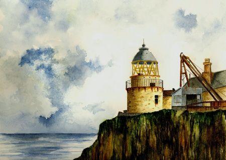 Little Cumbrae Lighthouse