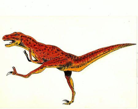 deinonychus: Deinonychus