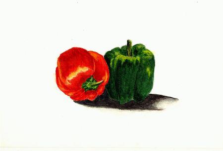 Bell Peppers Фото со стока