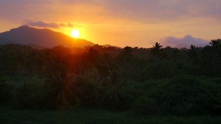 marta: Sunset, Sierra Nevada de Santa Marta, Colombia