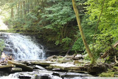 Waterfall Stock fotó - 47529330