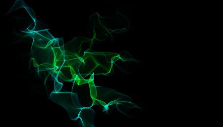 super cross: flujo de fondo abstracto
