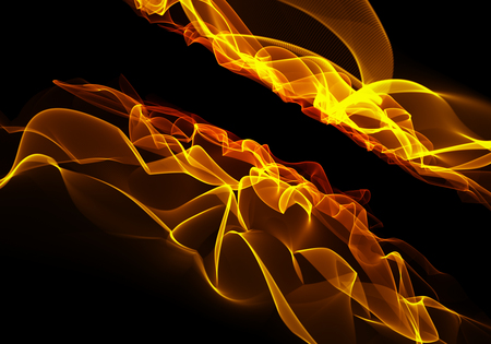 super cross: Abstract background Flames