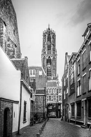 dom: Dom Tower in Utrecht, Netherlands
