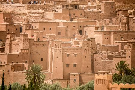 Kasbah in Marrakesch Standard-Bild - 85767825