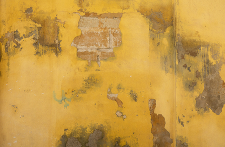 Background plastered wall