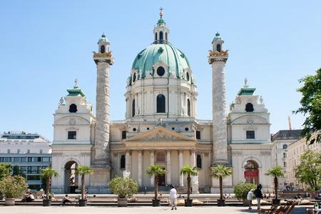 st charles: Karlskirche (St. Charles)