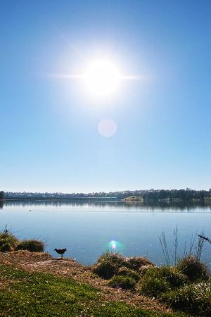 Lake Ginninderra Belconnen Canberra Australia