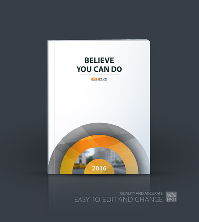 Business Vector Brochure Template Layout Cover Design Annual