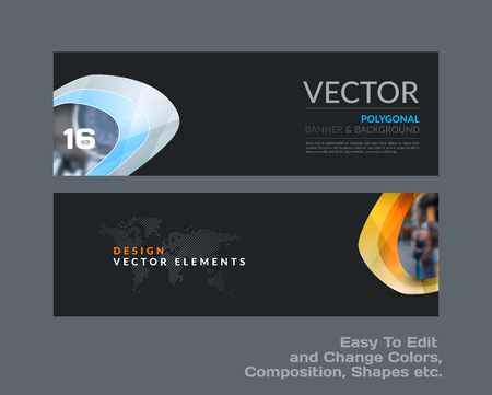 petal: Abstract annual report, business vector template. Brochure design, cover Illustration