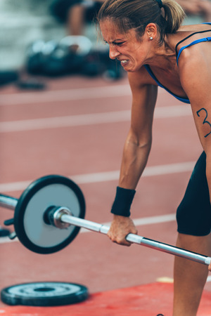tiredness: Womens hard cleans