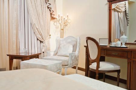 luxury room: Luxury hotel room