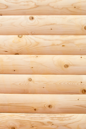 deep focus: Pine wood boards. Deep focus, convenient as a background