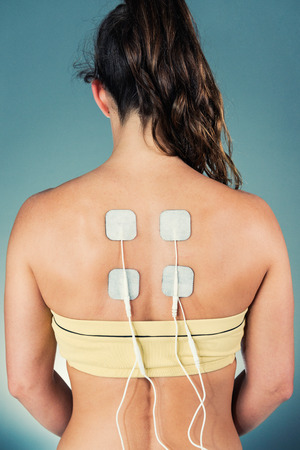 stimulation: Transcutaneous electrical nerve stimulation or TENS treatment