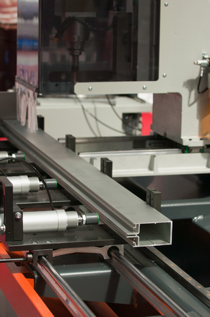 precision: Industrial precision cutting machine