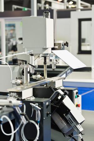 machine part: Reinforcement screwdriver system machine part