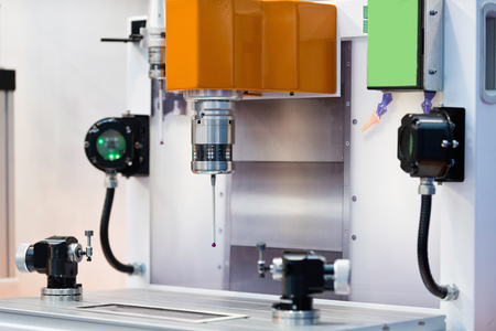 probe: Optical quality control probe on a production line