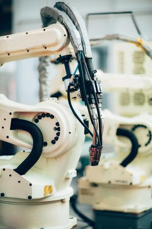 robotic: Welding robotic arm