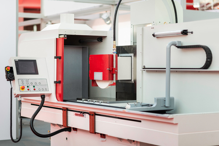 programmable: Programmable industrial surface grinding machine