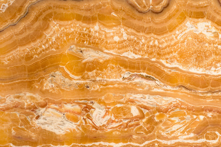 Cross section of a huge, beautifully layered, natural alabaster stone block. Convenient for large format backgrounds. Deep, flat focus, sharp in corners too.