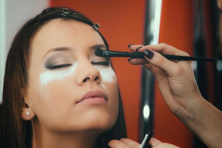 eye shadows: Eye shadows, make-up, beauty salon, make-up atist, toned image