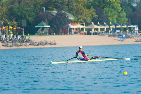 rowing: Sport rowing